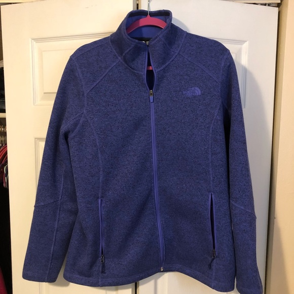 The North Face Jackets & Blazers - Purple North Face
